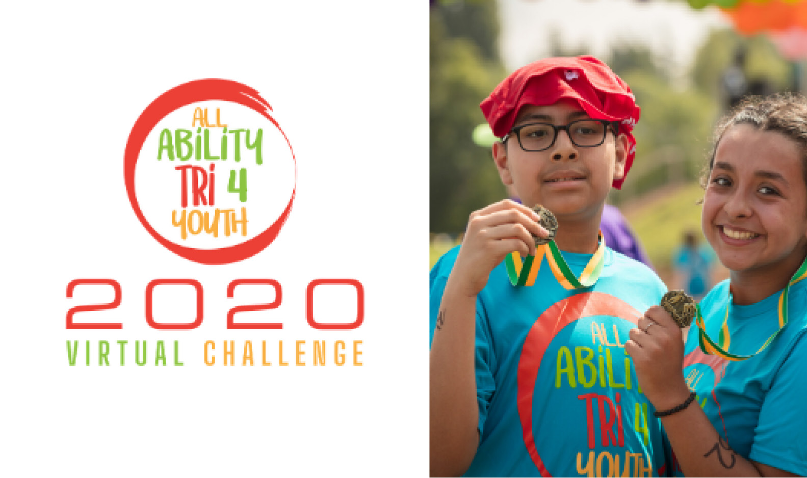 All Ability Tri4Youth - 2020 Virtual Challenge